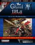 RPG Item: The Ghoul Well