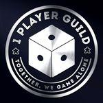 Guild: 1 Player guild