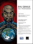 RPG Item: Evil Genius #1: World Domination