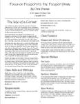 RPG Item: Focus on Freeport #02: The Freeport Pirate