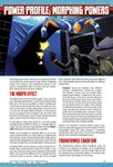 RPG Item: Power Profile #17: Morphing Powers