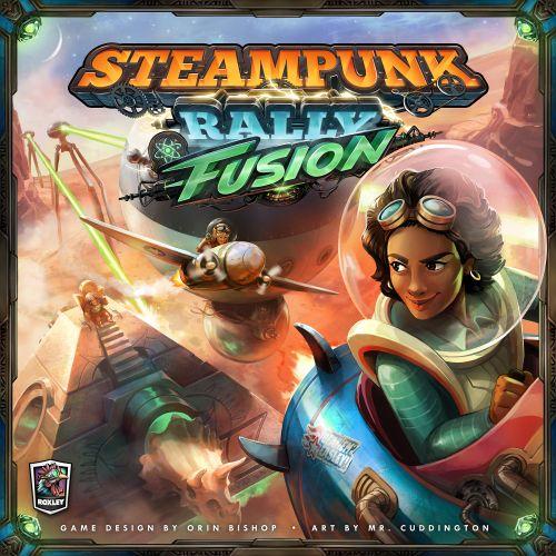 Board Game: Steampunk Rally Fusion