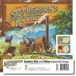 Board Game: Stephenson's Rocket: Eastern USA & China