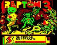 Video Game: Repton 3