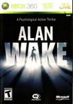 Video Game: Alan Wake