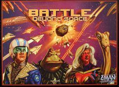 Battle Beyond Space Cover Artwork