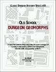 RPG Item: CDD #3: Old School Dungeon Geomorphs