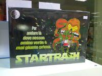 Board Game: Star Trash