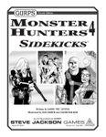 RPG Item: GURPS Monster Hunters 4: Sidekicks