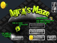 Video Game: Agro's Maze