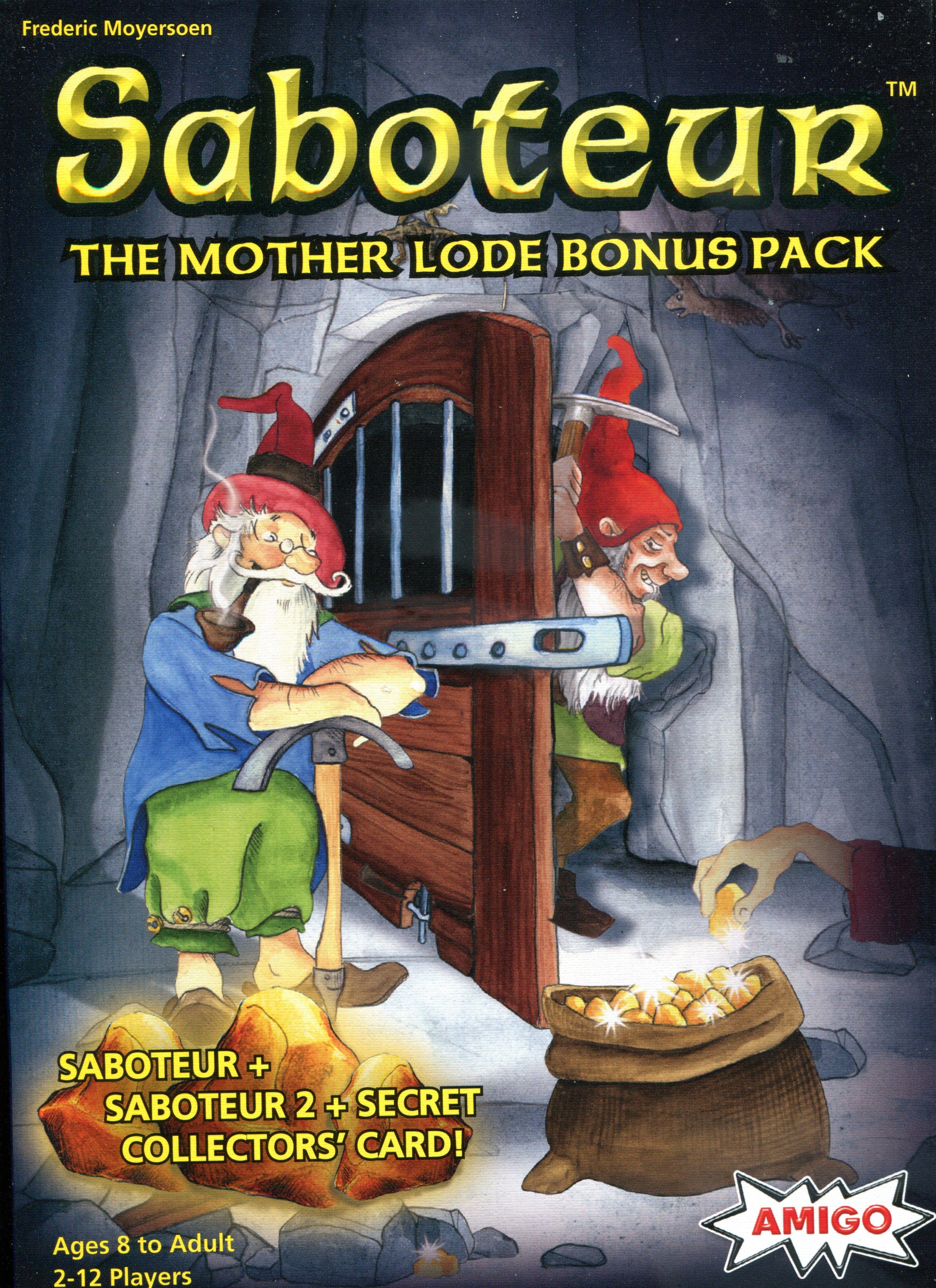 Saboteur: The Mother Lode Bonus Pack