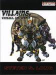 RPG Item: Villains, Vandals, And Vermin