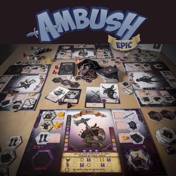 Ambush: Epic, display.