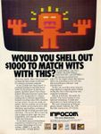 Video Game Publisher: Infocom