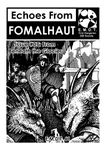Issue: Echoes From Fomalhaut (Issue #07 - Aug 2020)
