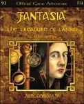 RPG Item: Fantasia Adventure F14: The Treasure of Tannis