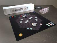 Board Game: Hermetica