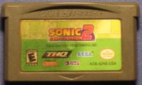 Video Game: Sonic Advance 2