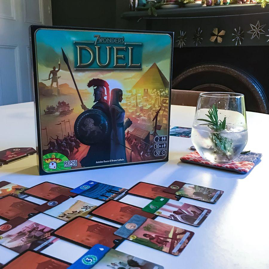 Foto de 7 Wonders Duel