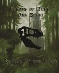 RPG Item: Heroes of Terra One Sheet: Bottom of the River