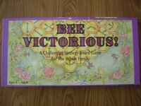 Board Game: Bee Victorious!