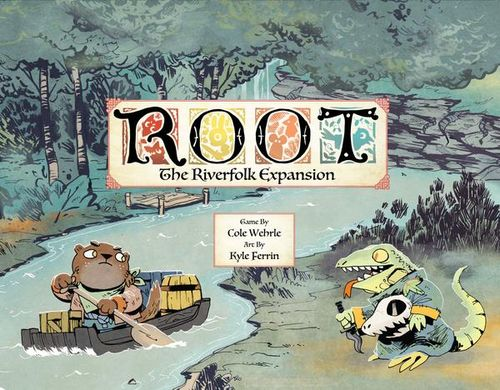 Root: Riverfolk Expansion Box Cover