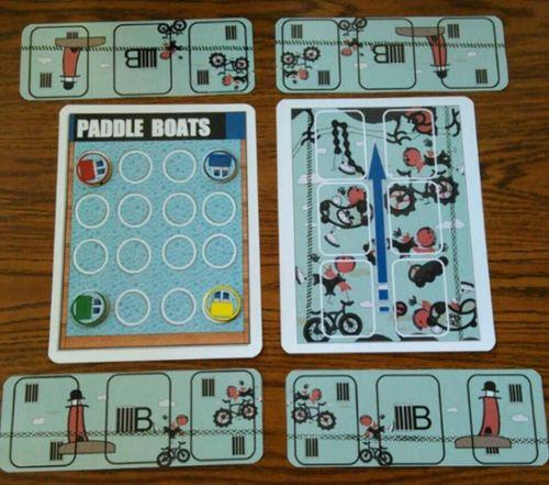 Board Game: Pedal Beach