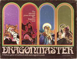 『ドラゴンマスター』パッケージ