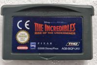 Video Game: The Incredibles: Rise of the Underminer