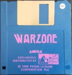 Video Game: Warzone (1986)