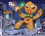 Board Game Accessory: King of Tokyo/King of New York: Kookie (promo character)