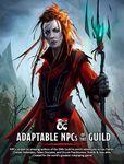 RPG Item: Adaptable NPCs of the Guild