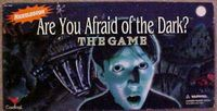 Board Game: Are You Afraid of the Dark?