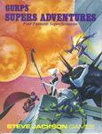 RPG Item: GURPS Supers Adventures
