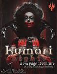 RPG Item: Kumari Nights: A One Page Adventure (3.5)