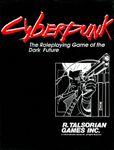 RPG Item: Cyberpunk 2013