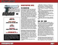 Issue: Modern Dispatch (Issue 2 - 2004)