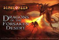 Board Game: Dungeoneer: Dragons of the Forsaken Desert
