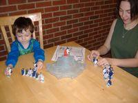 Board Game: Iceberg Seals