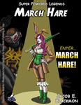 RPG Item: Super Powered Legends: March Hare