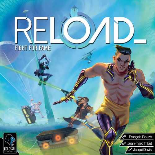 Board Game: Reload
