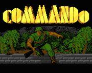 Video Game: Commando (1985)