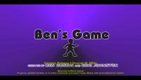 Video Game: Ben's Game