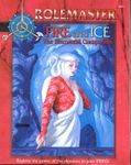 RPG Item: Fire and Ice: The Elemental Companion