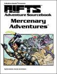 RPG Item: RIFTS Adventure Sourcebook: Mercenary Adventures