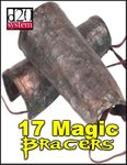 RPG Item: 17 Magic Bracers