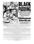 RPG Item: Black Pudding #6