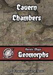 RPG Item: Heroic Maps Geomorphs: Cavern Chambers