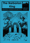 RPG Item: The Barbarian King