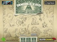 Video Game: Doodle God